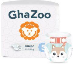 GhaZoo Luiers Junior - Maat 5-29 stuks