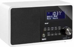 DigitalBox DABMAN 100 Draagbaar Digitaal Wit radio