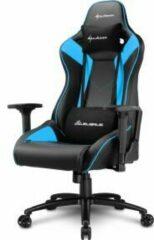 Sharkoon ELBRUS 3 Gamestoel - Zwart/Blauw