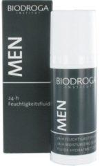 Biodroga Gesichtspflege Men 24h Feuchtigkeitsfluid 50 ml
