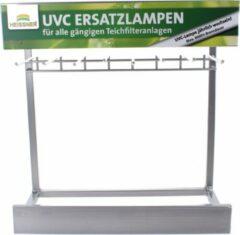 Grijze Heissner Display Uv-lampen