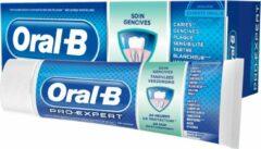 6x Oral-B Tandpasta 3D White Pro-Expert Tandvlees Verzorging 75 ml