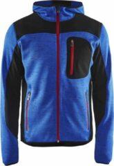 Blåkläder Blaklader 4930 2117 Gebreid Vest Korenblauw/Zwart4XL