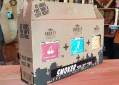 Smokey Bandit Starterpakket smoke tube met 3x1kg smokey pellets
