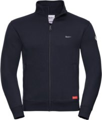 Blauwe Rock .. Sweat Jacket Night Blue - Maat XL - Off Side - incl. Gratis rugzak