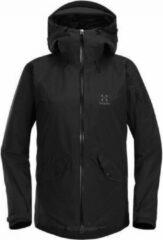 Haglöfs - Khione Insulated Jacket Women - Zwart - Dames - maat S
