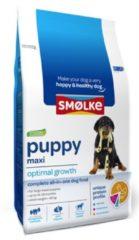 Smolke Puppy Maxi Kip&Lam&Vis - Hondenvoer - 12 kg