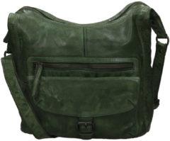 Beardesign Bear Design CL 32612 Schoudertas olijf groen