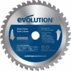 Evolution EVO 185mm zaagblad voor ijzer