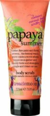 Treaclemoon Body Scrub Papaya Summer - 4x 225 ml - voordeelverpakking