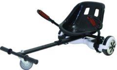 Zwarte Denver KAR-1550 Black, hovercart te gebruiken voor alle Denver Hoverboards