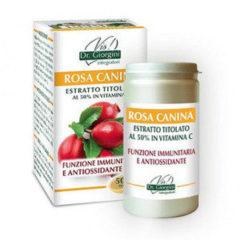 Giorgini Dr. Martino Vis! Dr. Giorgini Rosa Canina funzione immunitaria e antiossidante 100g