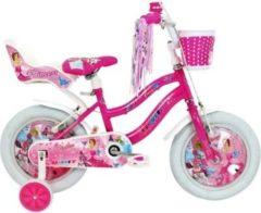 14 Zoll Mädchen Fahrrad Hoopfietsen... pink