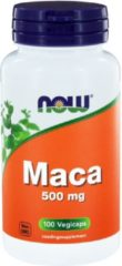 Now Foods - Maca Capsules 500 mg - 100 Vegicaps