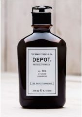 Depot The Male Tools & Co DEPOT 104 Silver Shampoo 250ml