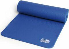 Sissel Sportmat 180x60x1.5 cm blauw SIS-200.001.5