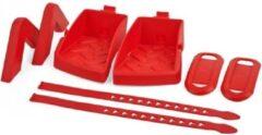 Rode Polisport styling set Guppy maxi rd