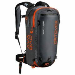Ortovox - Ascent 22 Avabag Kit - Lawinerugzak maat 36 - 44 cm zwart/grijs