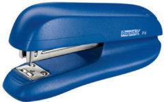 Blauwe Rapid nietmachine voor 24/6 en 26/6 nietjes blauw