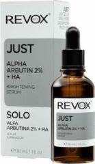 Revox Just Alpha Arbutin 2% + HA Brightening Serum 30ml.
