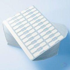 Ringetiketten Herma 2990 voor drukmachines DP1 10x49 mm wit papier mat 5000 st.