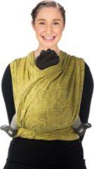 Gouden Babylonia BB SLEN Draagdoek Baby - 490 cm - Marigold