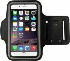 Xssive Sport armband universeel voor Apple iPhone 6 / 6S / 7 / iPhone 8 - Zwart