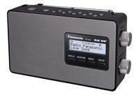 Panasonic -RF-D10EG - Tragbares DAB-Radio RF-D10EG-K