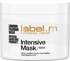 Label. M Label.M Intensive - 120 ml - Haarmasker