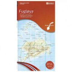 Nordeca - Wander-Outdoorkarte: Fugloya 1/50 Auflage 2012
