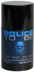 Police To Be - 75 ml - deodorant stick - deostick voor heren