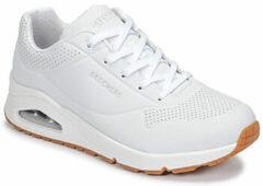 Witte Sneakers UNO STAND ON AIR N by Skechers