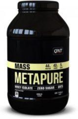 QNT Sports Nutrition QNT Metapure Mass Suikervrij - 1815 gram - Vanille