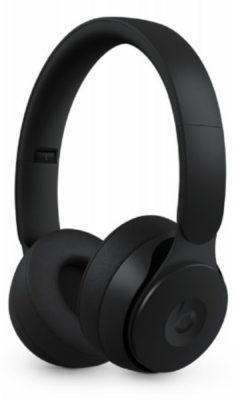 Apple Solo Pro mobiele hoofdtelefoon Stereofonisch Hoofdband Zwart