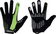 Merida Fietshandschoenen L Met Touchscreen Zwart Groen