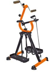 Vario Gym Relax Vital schwarz/orange