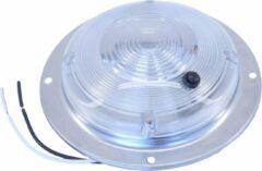 Zilveren BWN Binnenlamp Aanhanger - LED - + Schakelaar - Aanhangwagen binnenverlichting