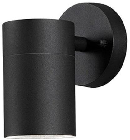 Afbeelding van Konstsmide Buitenlamp 'Modena' Wandlamp, downspot XL, GU10 / 230V, kleur Zwart