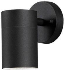 Konstsmide Buitenlamp 'Modena' Wandlamp, downspot XL, GU10 / 230V, kleur Zwart