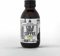 Batavia Cold Drip Coffee Cold Drip Coffee - Colombia - Huila regio - 125ml x 24 - Het meer smaakvolle alternatief voor cold brew koffie
