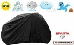 Bavepa Fietshoes Geschikt Voor Sparta Pick-Up Smart Electric N7 Dames 53 cm (400Wh) -Zwart