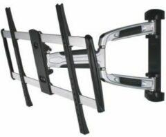 "New Star Products Newstar LED-W700SILVER - draai- en kantelbare wandbeugel - geschikt voor schermen van 32 t/m 60"" - zilver"