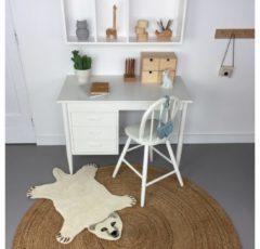 Interieur05 Kinderkamer Vloerkleed IJsbeer - Doing Goods - 90 x 150 cm