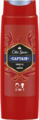 Old Spice Captain douchegel + shampoo 250 ML