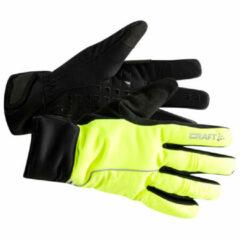 Gele Craft Siberian 2.0 Handschoenen, flumino/black Handschoenmaat XL | 11