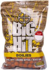 Crafty Catcher Big Hit Spicy Krill & Garlic | Boilies | 15mm | 1kg