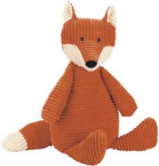 Oranje Jellycat knuffelvos cordy roy fox - m - 41 cm