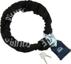 Donkerblauwe ART 4 gekeurd kettingslot Squire SS65CS inclusief TC4 ketting