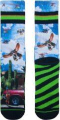 Fuchsia Xpooos Socks Who's first 60199