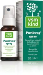 VSM Kind Prrrikweg spray - 20 ml - Gezondheidsproduct